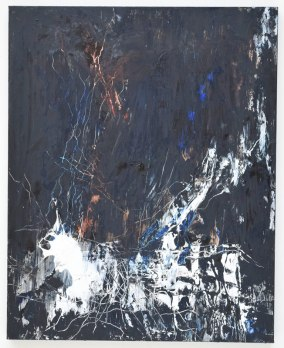 """""""Felix Mendelssohn 1"""" Oil on Panel, 16"""" x 20"""" $350"""
