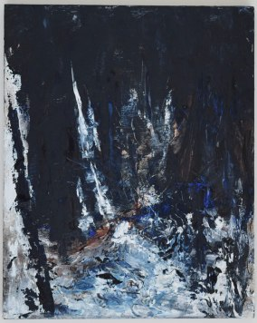 """""""Felix Mendelssohn 2"""" Oil on Panel, 16"""" x 20"""" $350"""