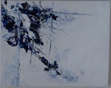 """""""Little Marble 2"""" Oil on Panel, 20"""" x 16"""" $350"""